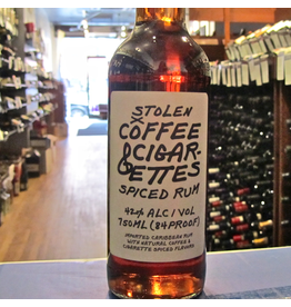 Stolen Smoked Rum - Caribbean (750ml)