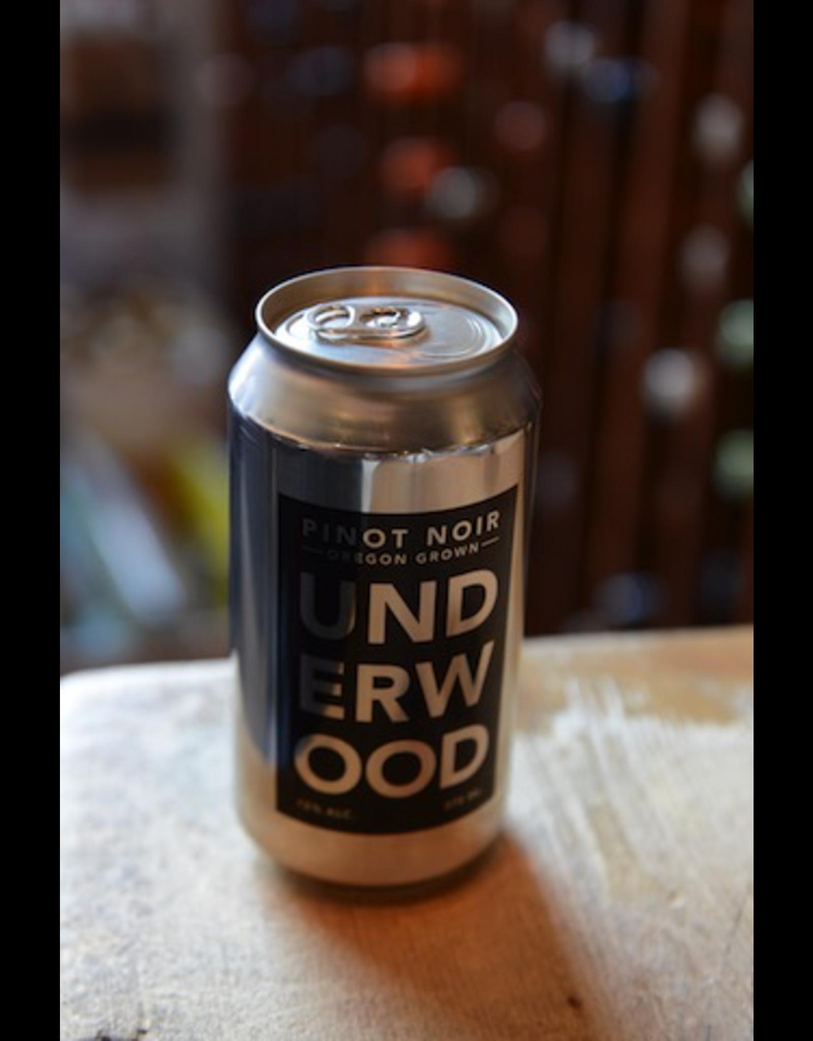 Wine NV Underwood Pinot Noir - Oregon (375ml can)