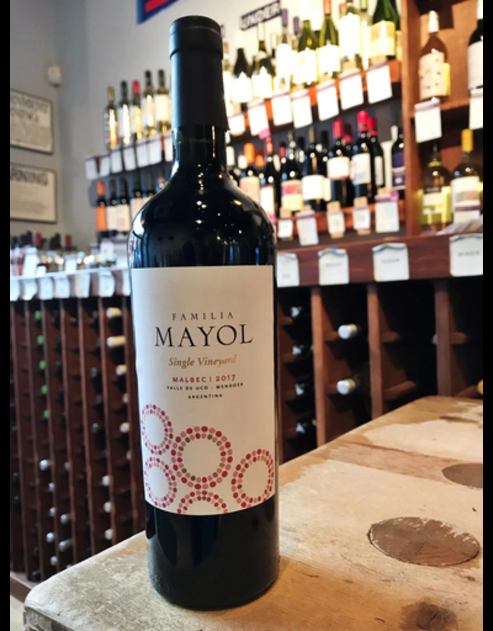 2017 Familia Mayol 'Valle de Uco' Malbec - Mendoza, Argentina