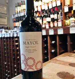 Wine 2017 Familia Mayol 'Valle de Uco' Malbec - Mendoza, Argentina (750ml)