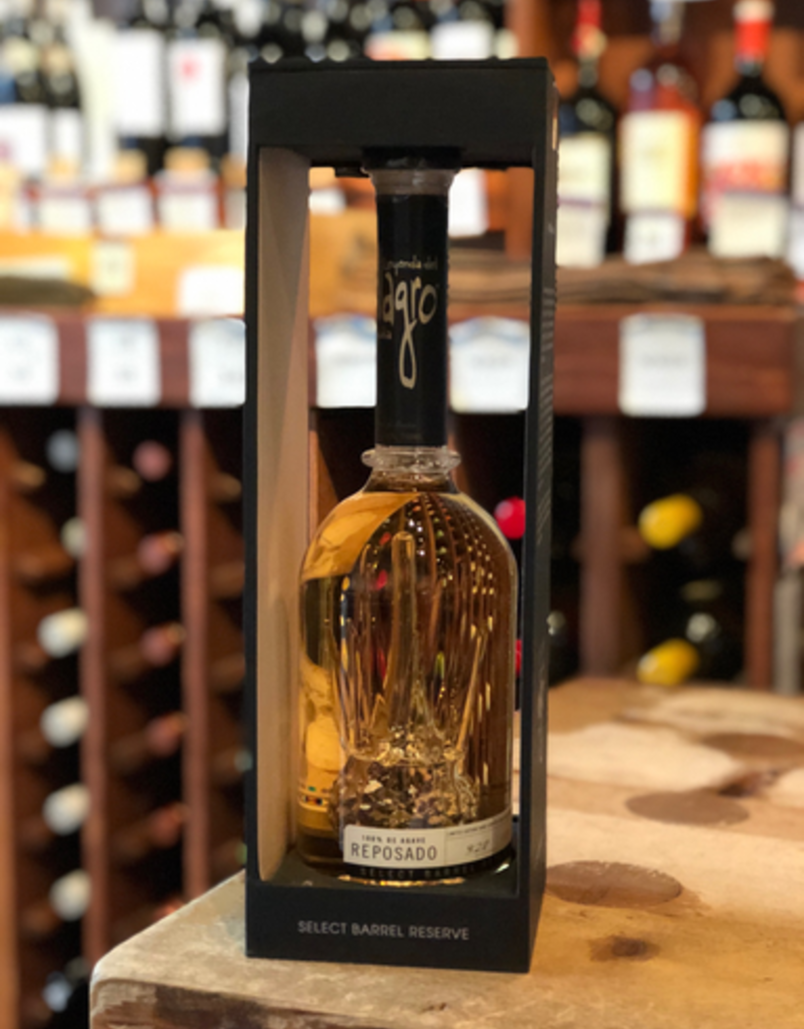 Milagro Tequila Select Barrel Reserve Reposado - Jalisco, Mexico (750ml)