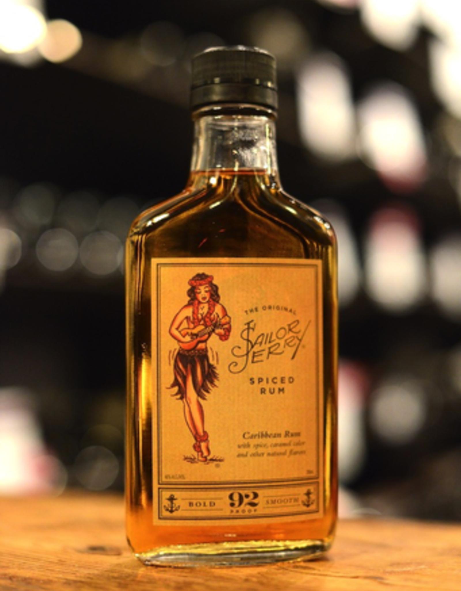 Sailor Jerry Rum- US Virgin Islands (200ml)