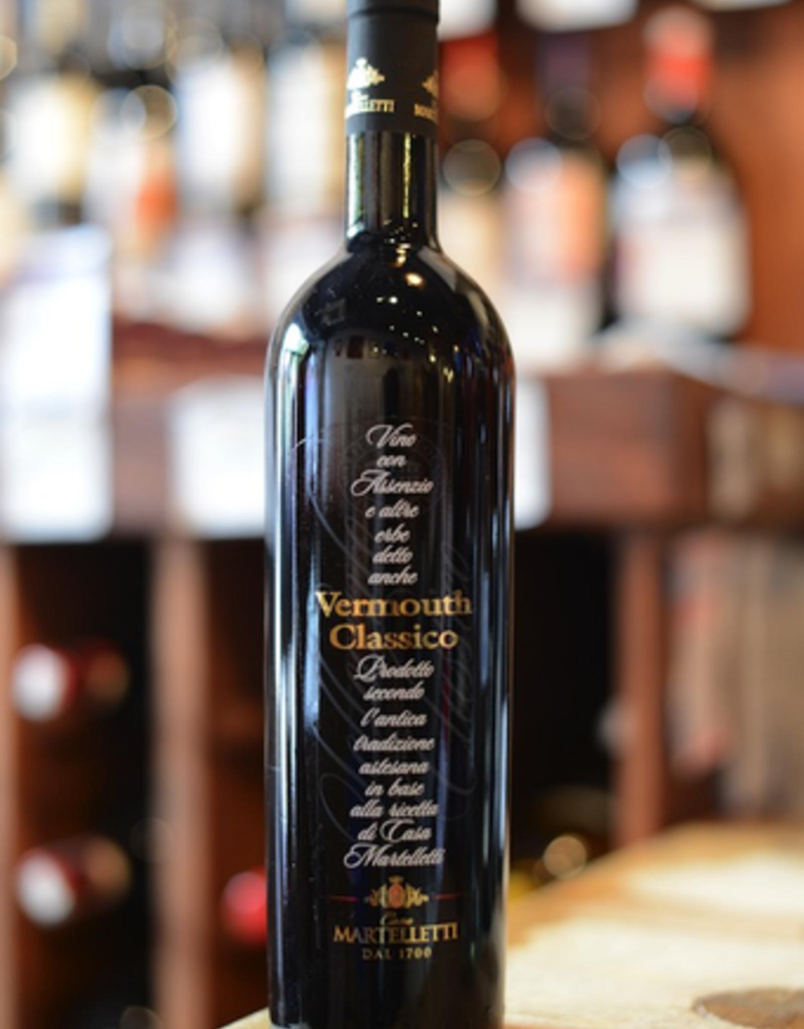 Casa Martelletti Sweet Vermouth Classico - Piedmont, Italy (750ml)