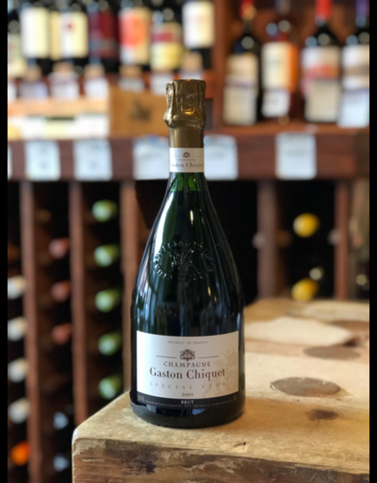 2009 Gaston Chiquet Special Club Millesime Brut - Champagne, France