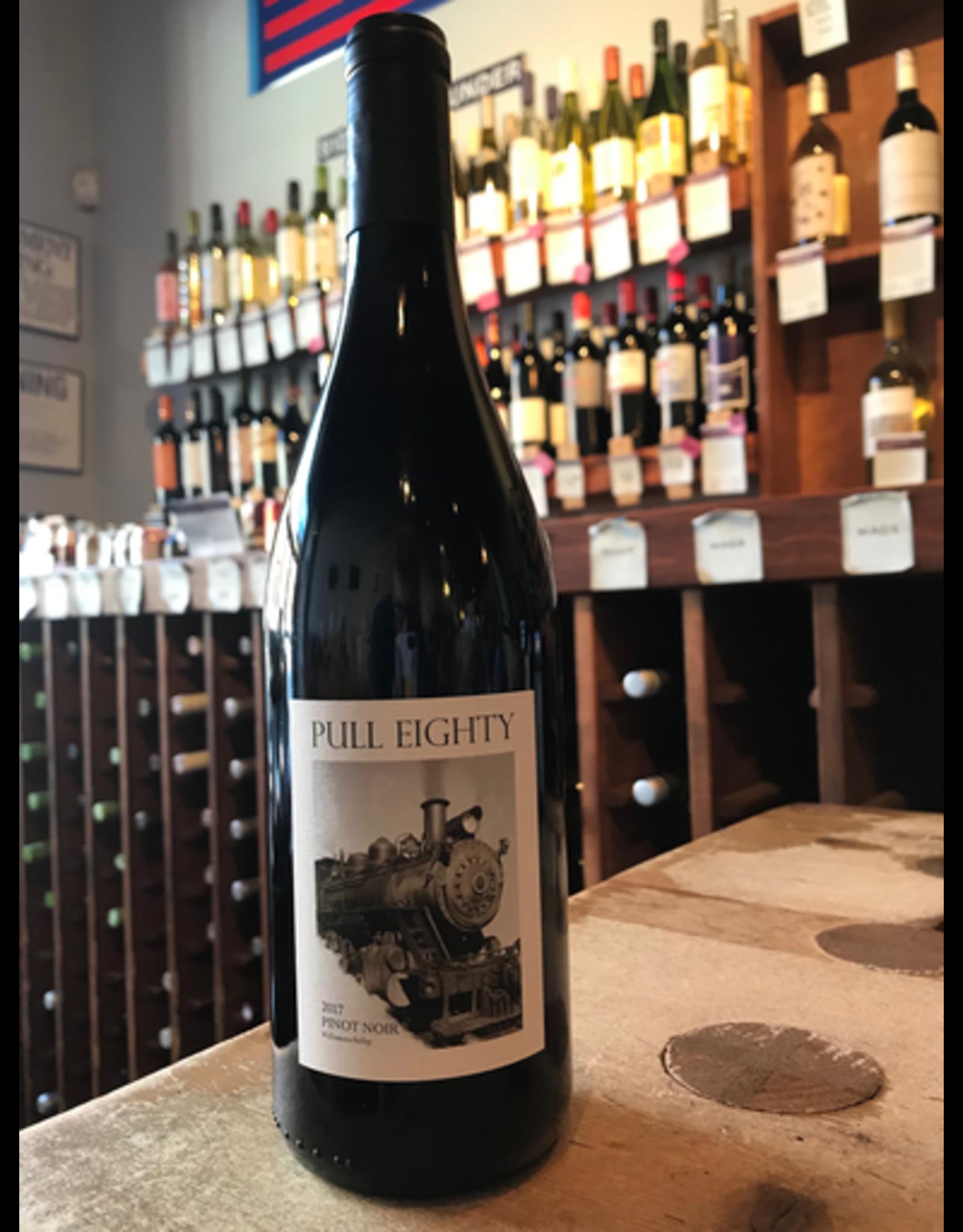 2017 Pull Eighty Pinot Noir - Willamette Valley, Oregon