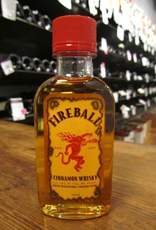 Fireball Cinnamon Whisky - Canada (100ml)