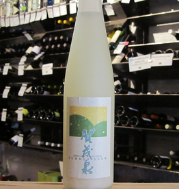 Sake Kamoizumi Nigori Ginjo 'Summer Snow' Unfiltered Sake - Hiroshima, Japan (500ml)