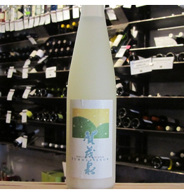 Kamoizumi Nigori Ginjo 'Summer Snow' Unfiltered Sake - Hiroshima, Japan (500ml)