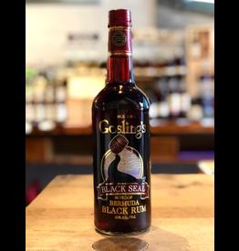 Gosling's Black Seal Black Rum - Bermuda (750ml)