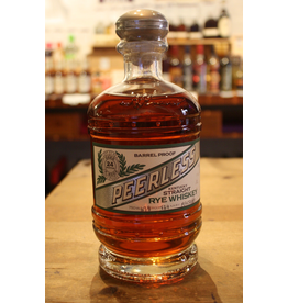 Peerless 2yr Barrel Proof Straight Rye Whisky - Louisville, Kentucky (750ml)