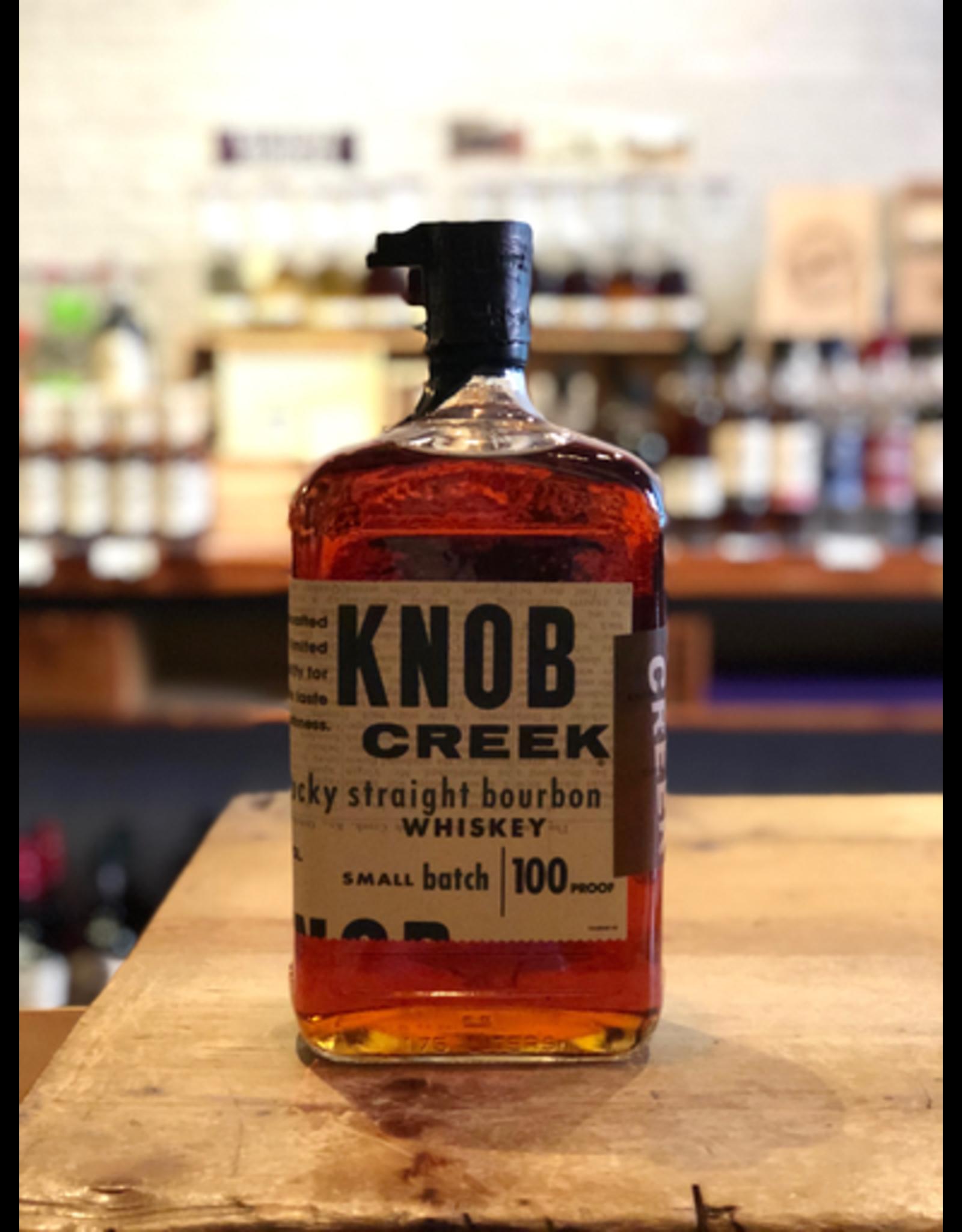 Knob Creek Small Batch Bourbon Whiskey - Clermont, KY (1.75L)