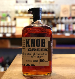 Knob Creek Small Batch Bourbon Whiskey - Clermont, KY (1.75Ltr)
