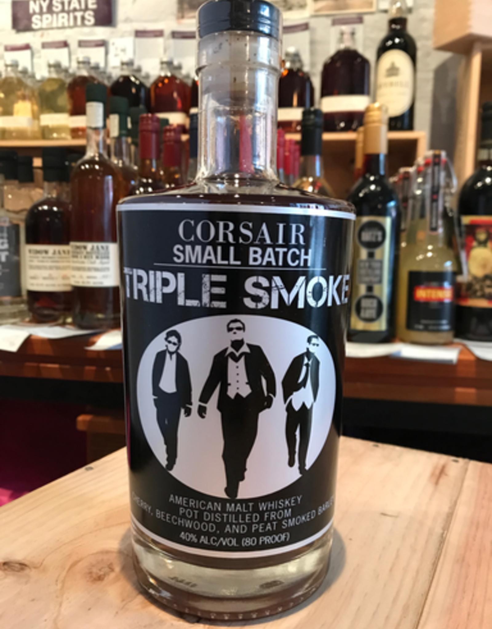 Corsair Small Batch Triple Smoke American Malt Whiskey - Nashville, Tennessee (750ml)