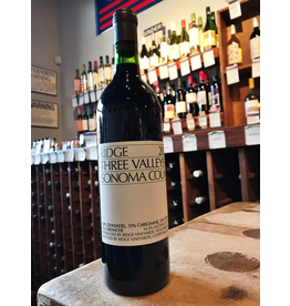 2016 Ridge Vineyards Three Valleys Zinfandel Blend - Sonoma County, CA