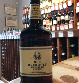 Old Overholt Straight Rye Whiskey-Clermont, Kentucky (1.75Ltr)