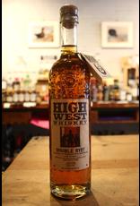 High West Double Rye Whiskey - Park City, UT (750ml)