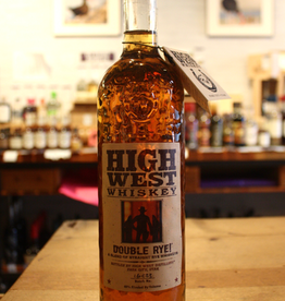 High West Double Rye Whiskey - Park City, UT (750ml)
