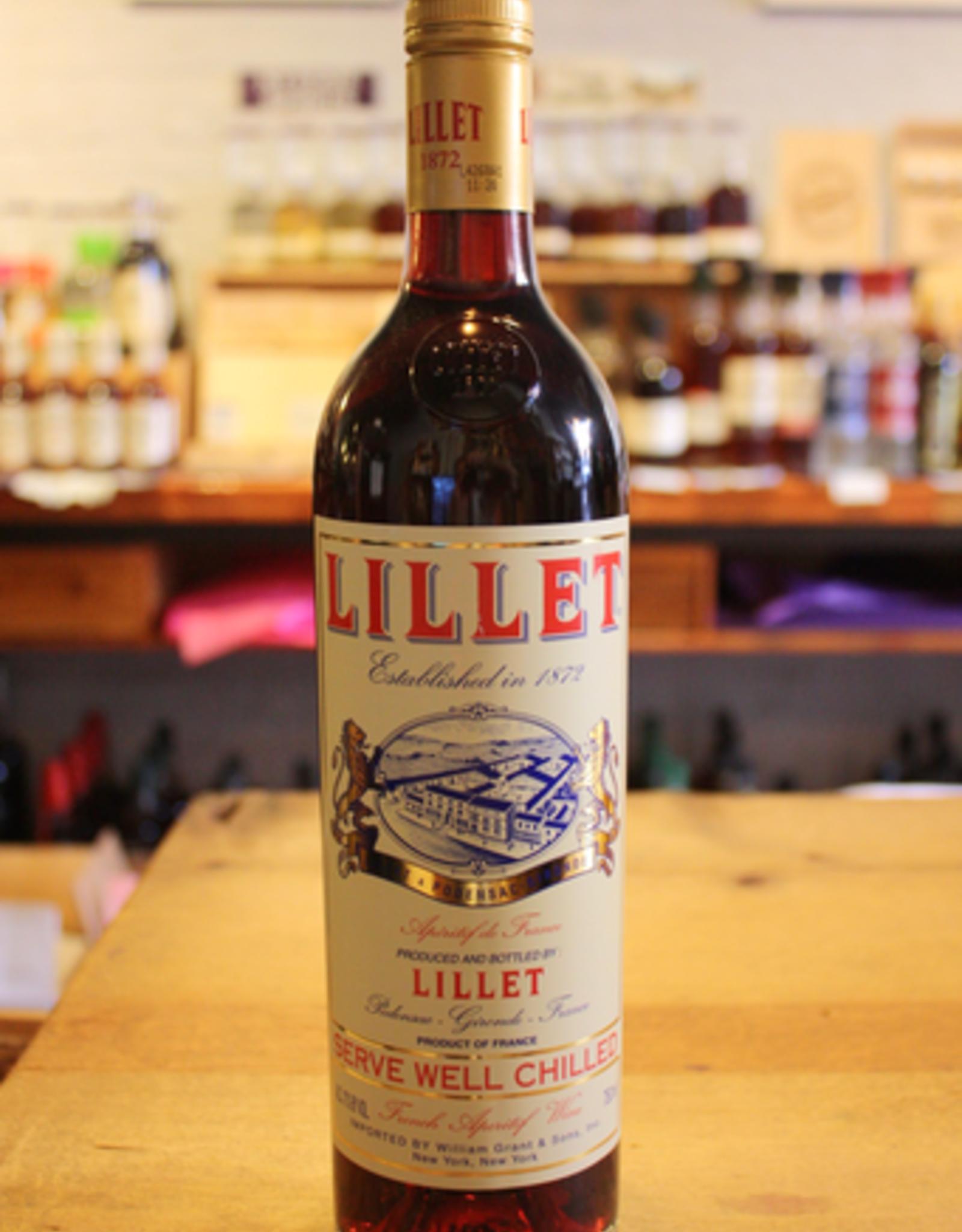 Lillet Red - France (750ml)