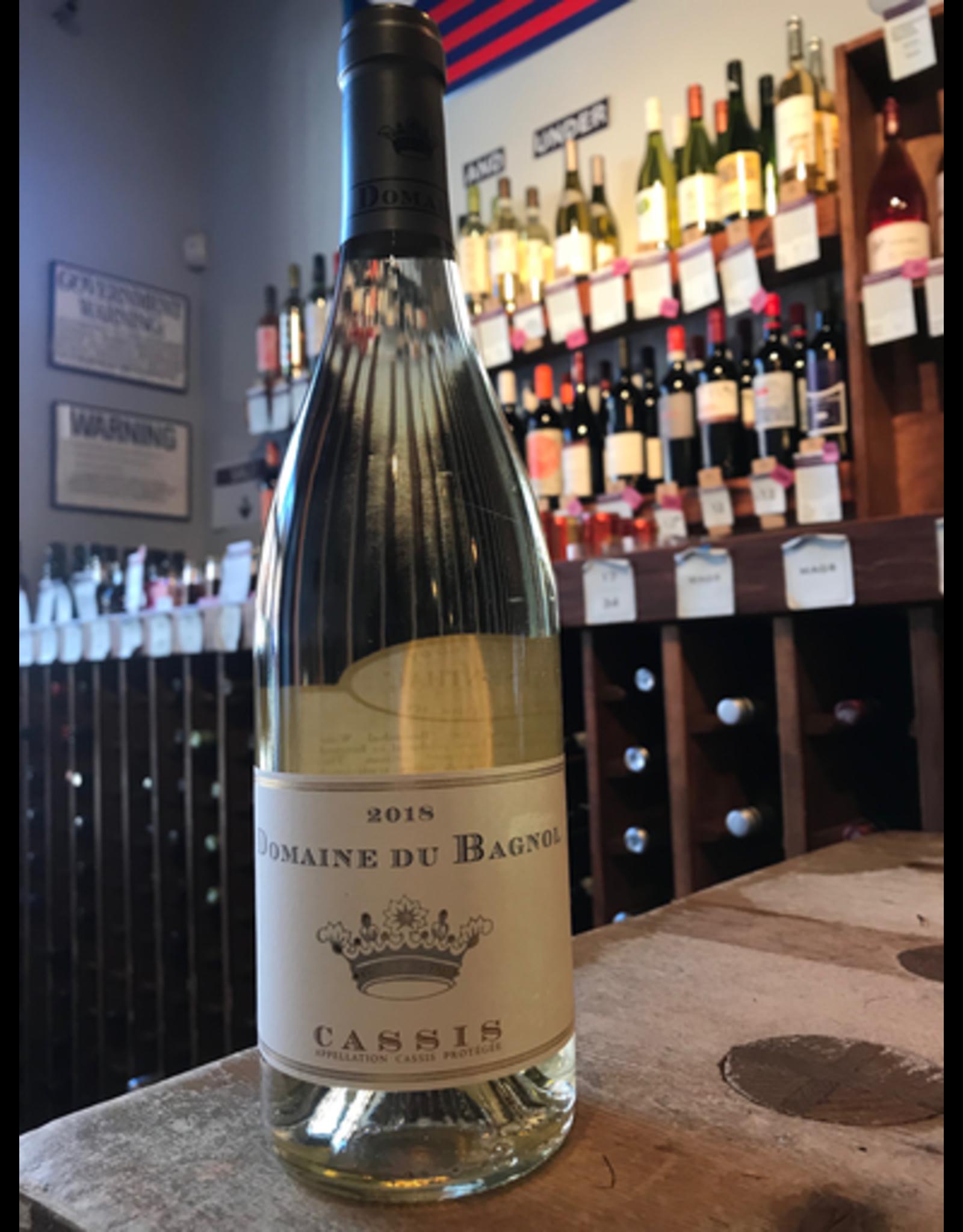 2018 Domaine du Bagnol Cassis Blanc - Provence, France