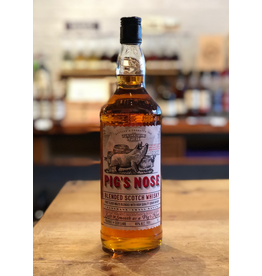 Pig's Nose Blended Scotch Whisky - Scotland (1Ltr)