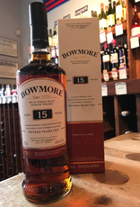 Bowmore 15yr Darkest Single Malt Scotch Whisky - Islay, Scotland (750ml)