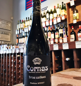 2015 Matthieu Barret Cornas Brise Cailloux - Rhone Valley, France