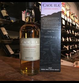 Caol Ila 'Stitchell Reserve' Unpeated Cask Strength Single Malt Scotch Whisky - Islay, Scotland (750ml)