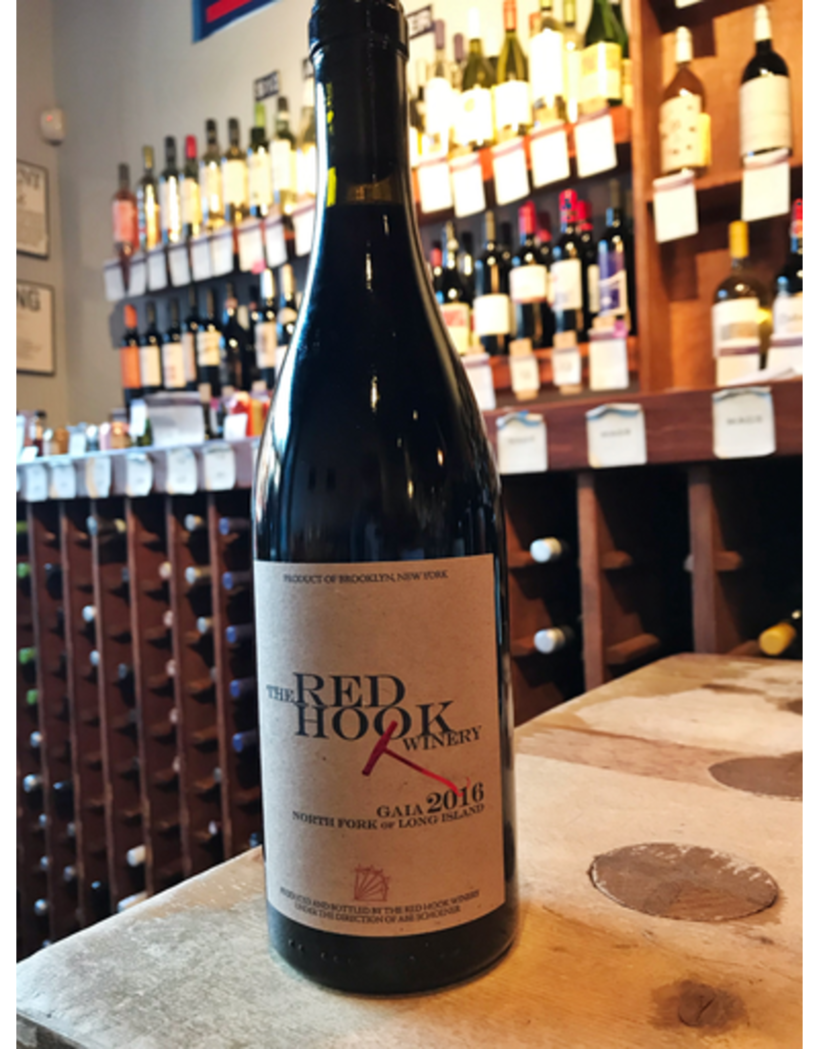 2016 The Red Hook Winery Gaia Red Blend - North Fork of Long Island, NY