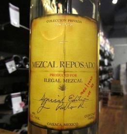 Ilegal Mezcal Reposado - Oaxaca, Mexico (750ml)
