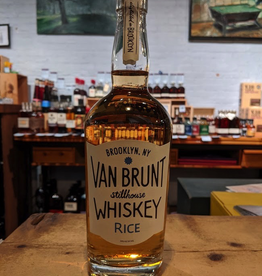 Van Brunt Stillhouse Rice Whiskey - Red Hook, Brooklyn (750ml)