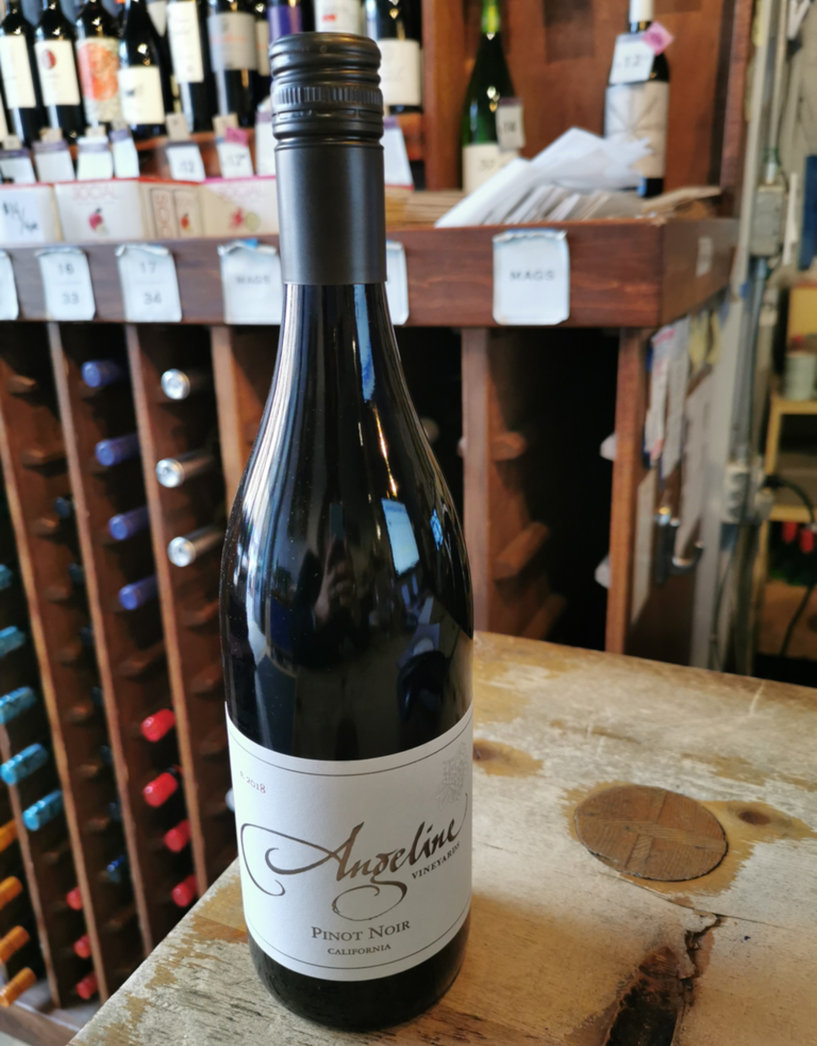 2018 Angeline Pinot Noir - California