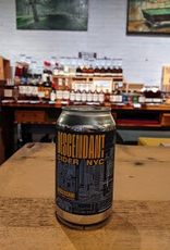 Descendant Succession Sparkling Cider - Queens, NY (12oz can)