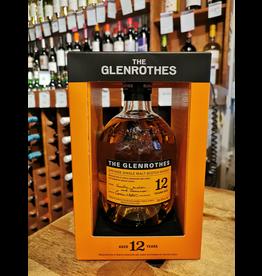 Glenrothes 12yr Single Malt Scotch Whisky - Speyside, Scotland (750ml)