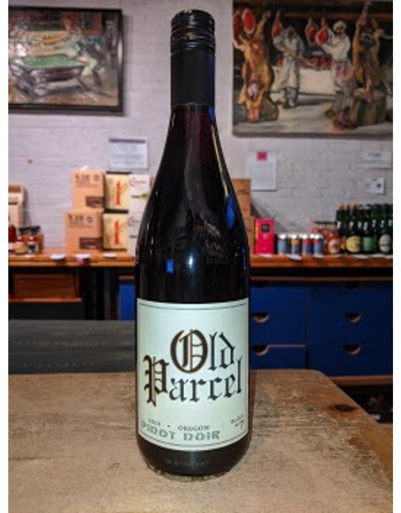 2018 Old Parcel Black No. 7 Pinot Noir - Oregon