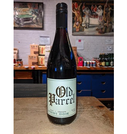 2018 Old Parcel Black No. 7 Pinot Noir - Oregon