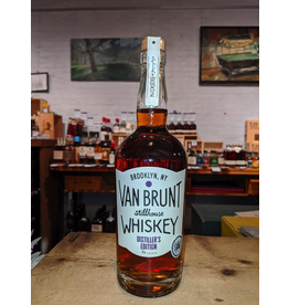 Van Brunt Stillhouse Distillers Edition - Red Hook, Brooklyn (750ml)