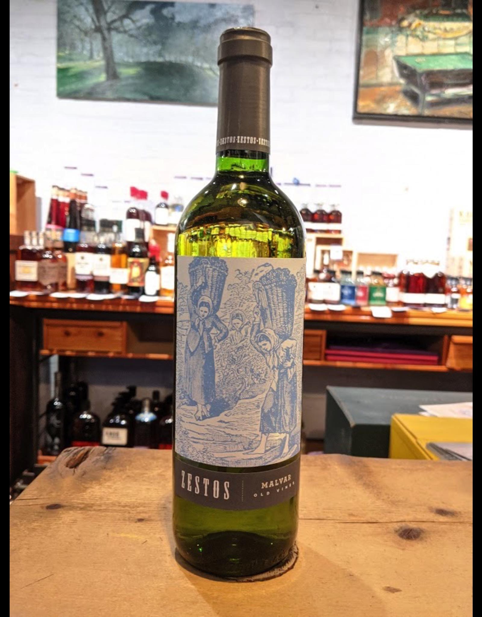 Wine 2018 Zestos Malvar Old Vines Blanco - Madrid, Spain(750ml)