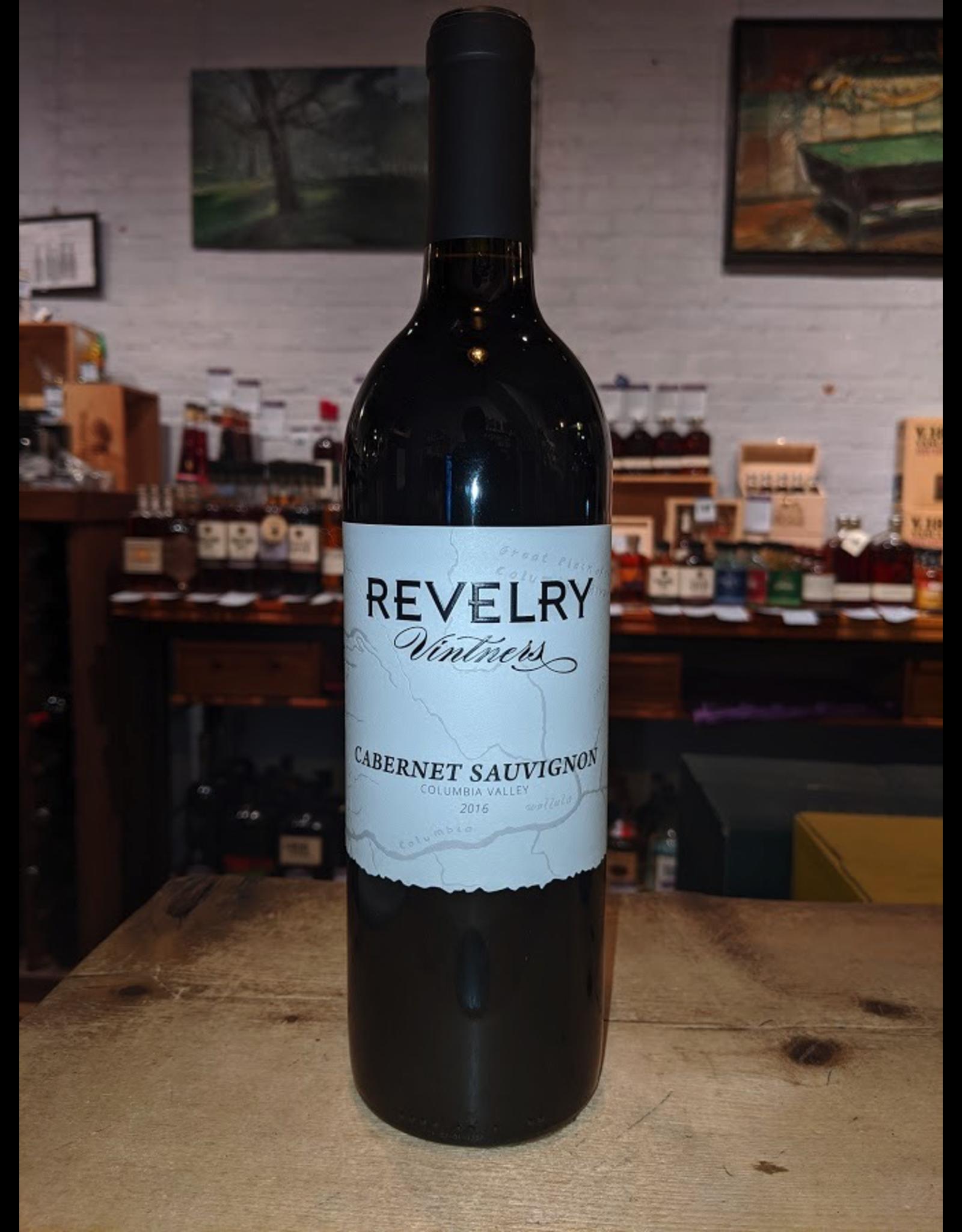 2016 Revelry Cabernet Sauvignon - Washington, USA