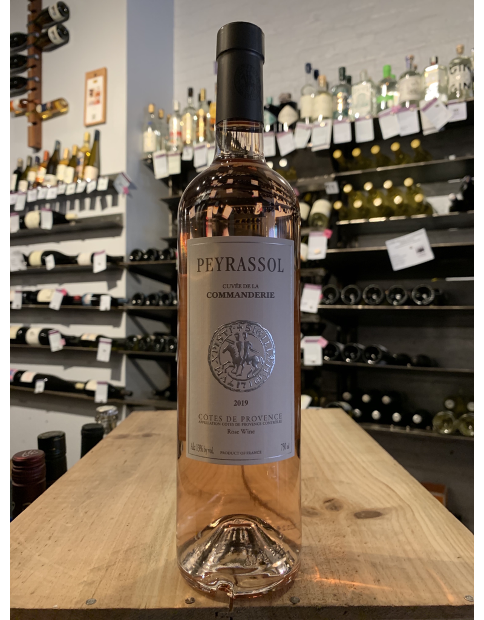 2019 Commanderie de Peyrassol Rose - Cotes de Provence, France