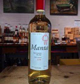 2019 Manta Sauvignon Blanc - Central Valley, Chile (750ml)