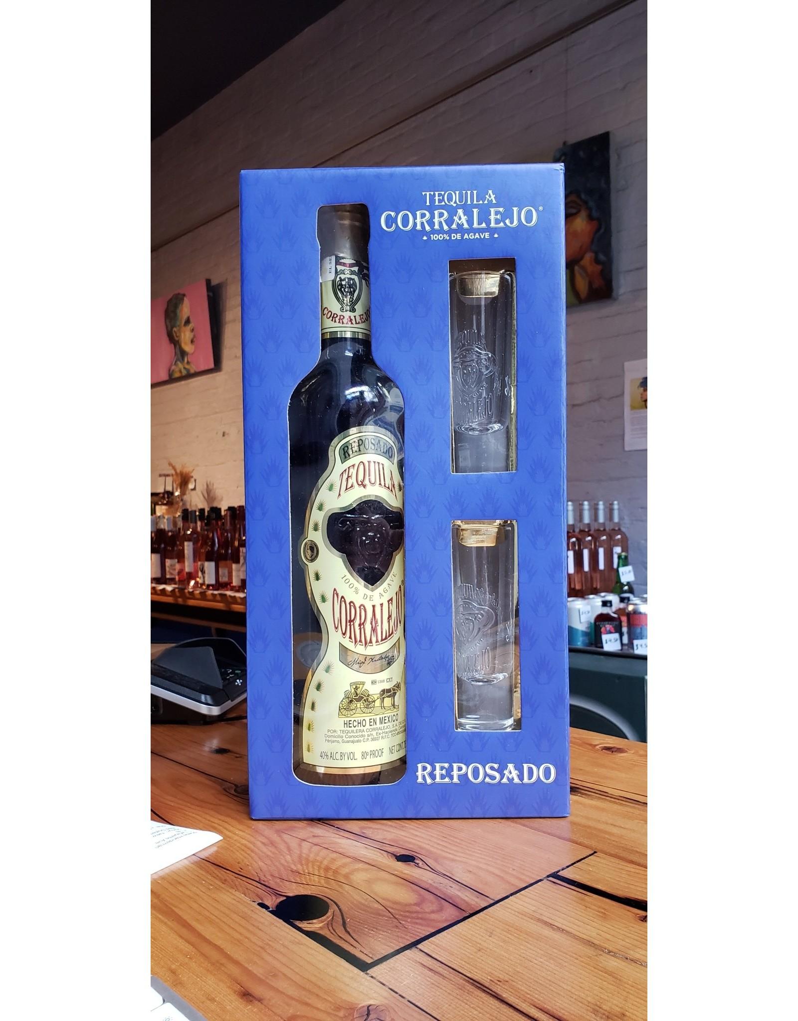 Corralejo Tequila Reposado - Penjamo, Guanajuato, Mexico (750ml)