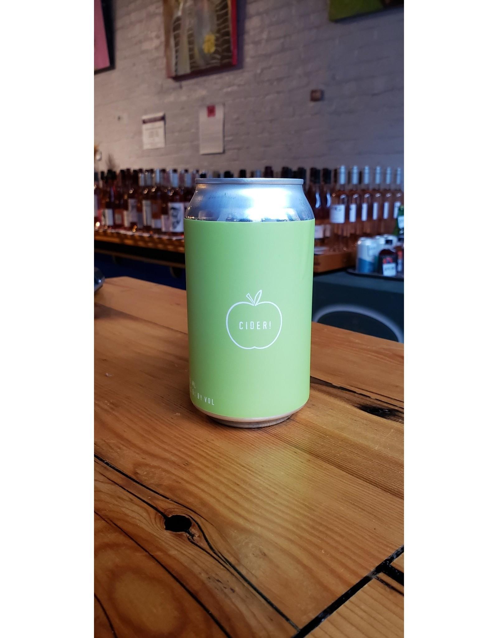 NY-Finger Lakes Wild Arc Farms Northern Spy Cider - Ontario County, NY (355ml can)