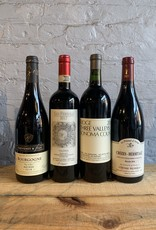Wine Winter 2020 All-Red Gnarly Staff Picks 4-Pack