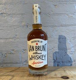 Van Brunt Stillhouse American Whiskey - Red Hook, Brooklyn (375ml)