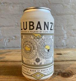 South Africa-Western Cape 2019 Lubanzi Chenin Blanc - Swartland, Western Cape, South Africa (375ml can)