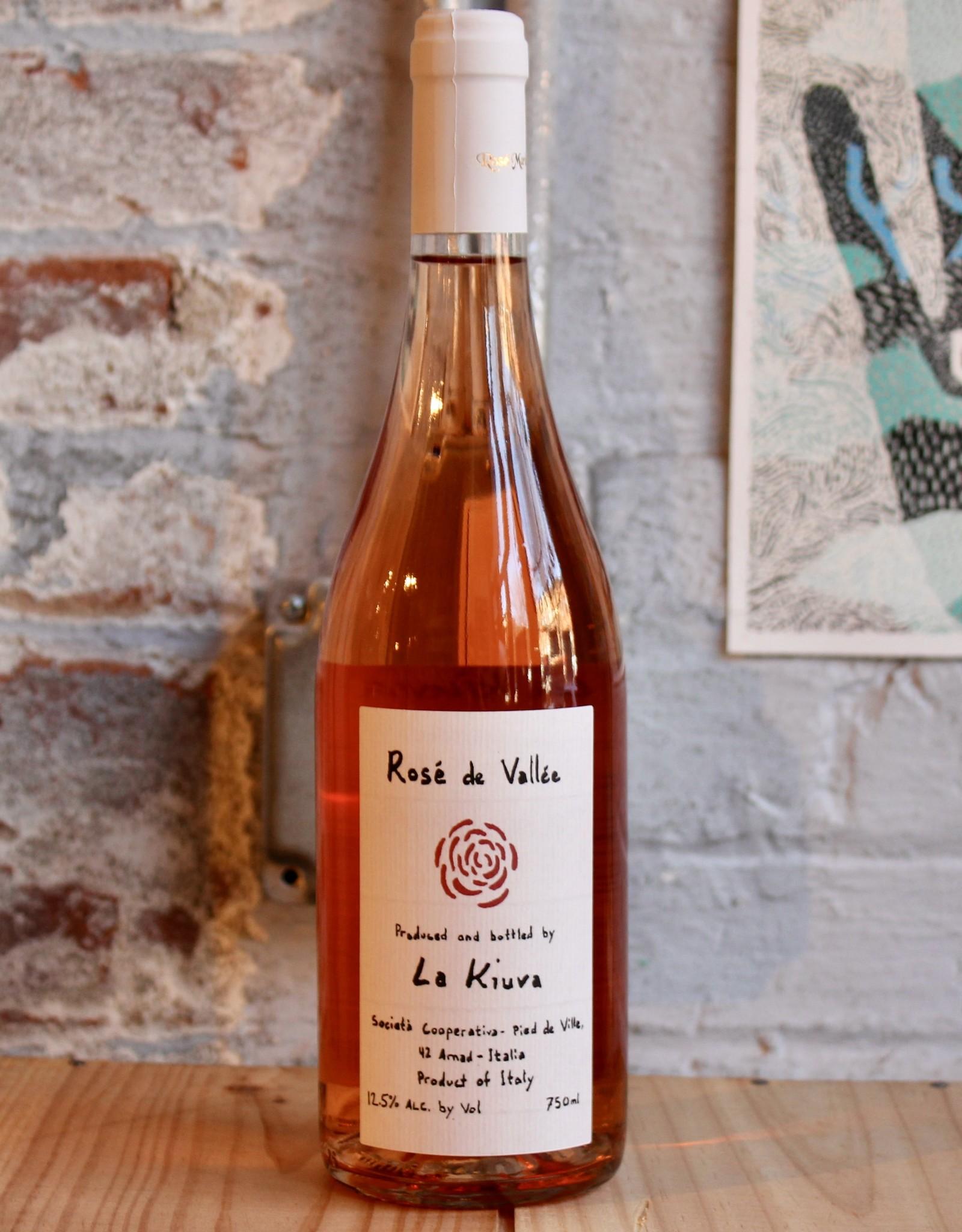 Wine NV La Kiuva Rosé de Vallee - Valle d'Aosta, Italy (750ml)