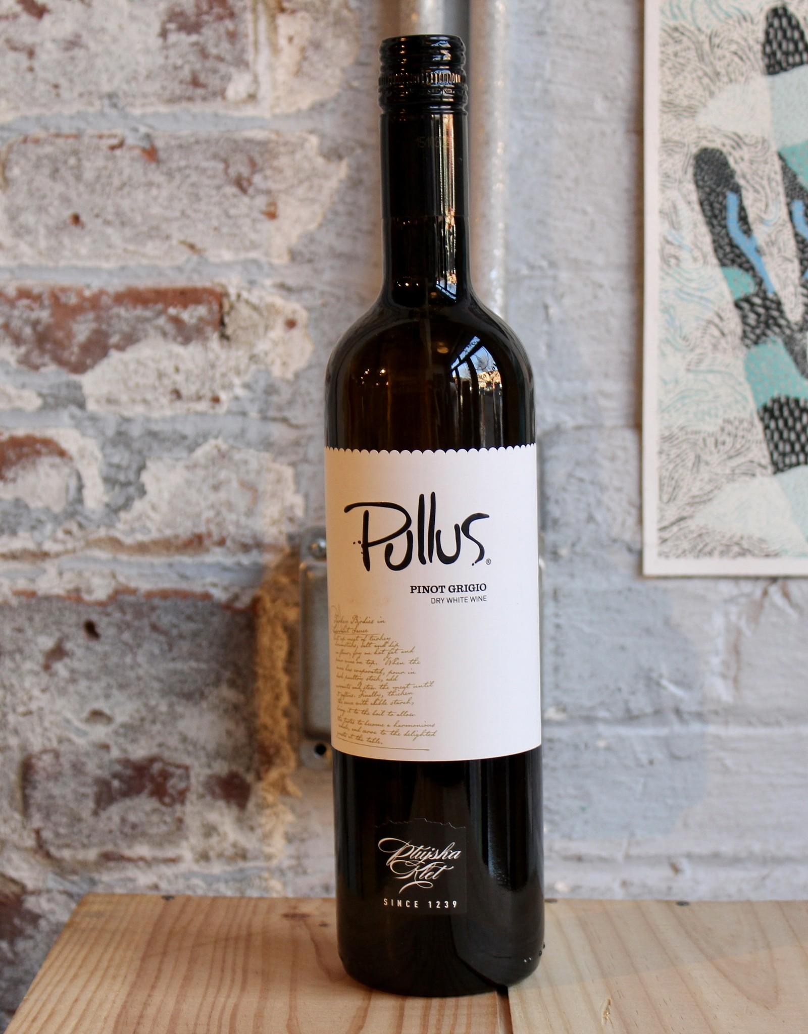 Wine 2019 Ptujska Klet Pullus Pinot Grigio - Podravje, Slovenia (750ml)