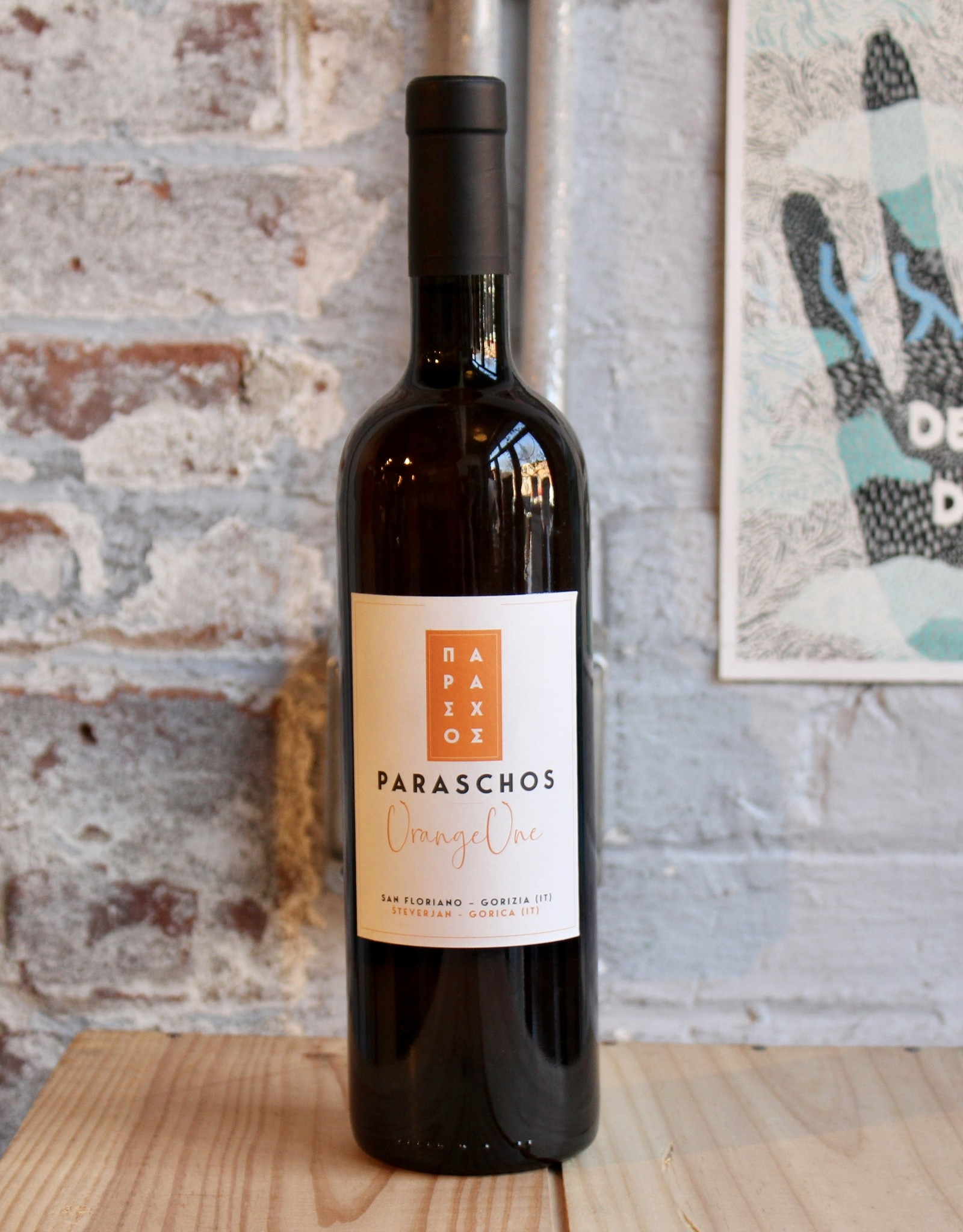Wine 2017 Paraschos Orange One - Venezia Giulia, Italy (750ml)