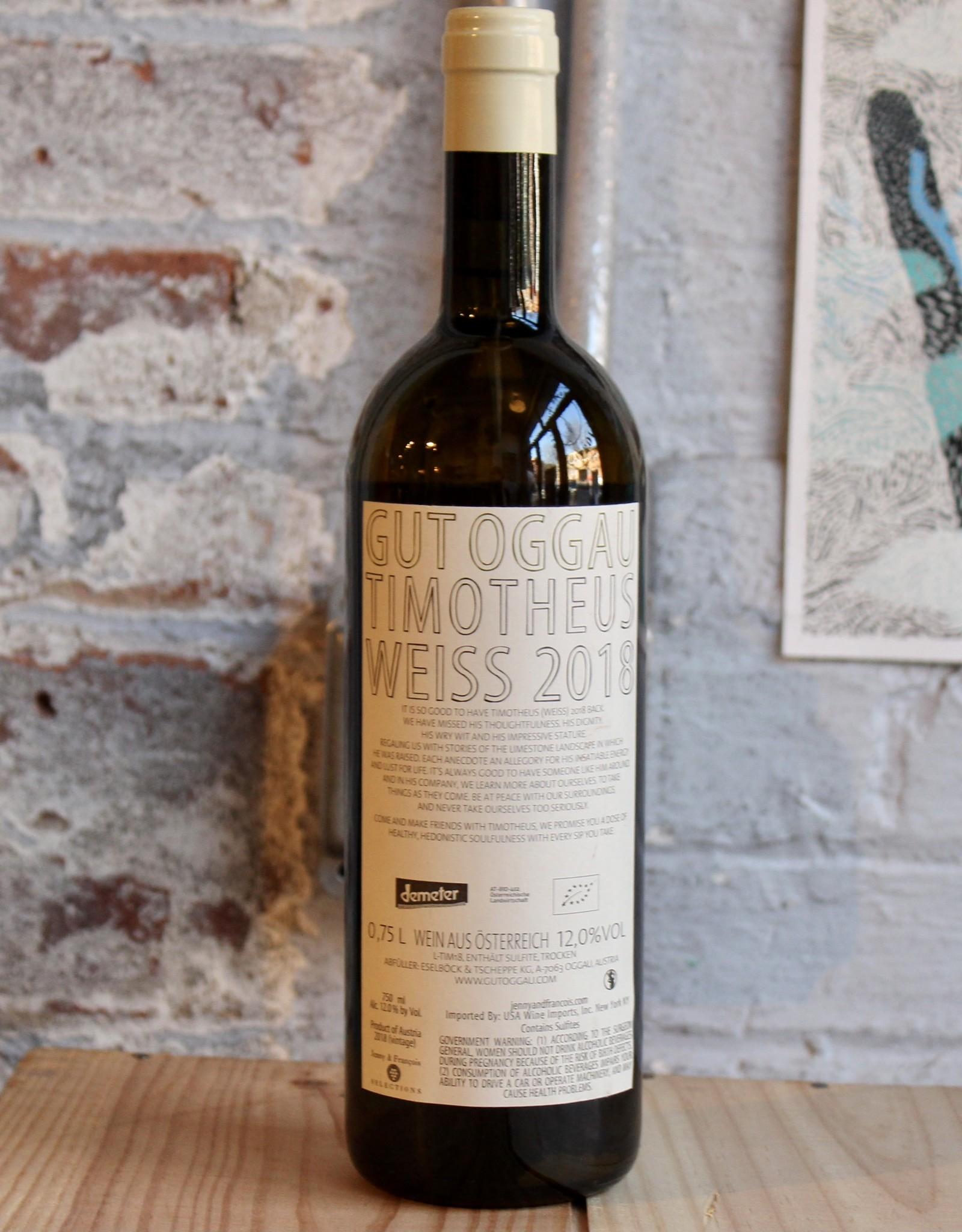 Wine 2018 Gut Oggau Timotheus - Burgenland, Austria (750ml)