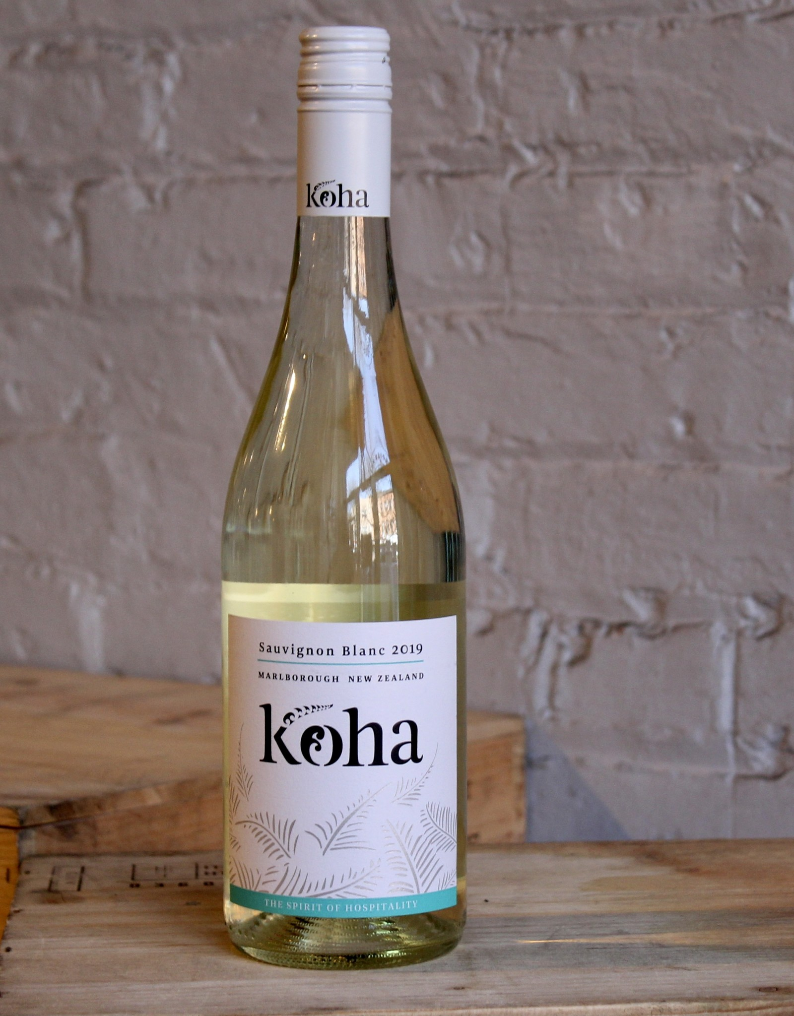 Wine 2019 Koha Sauvignon Blanc - Marlborough, New Zealand (750ml)
